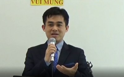 온누리M센터 2018년 3월 11일 베트남 주일 예배 설교